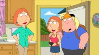 FAMILY GUY: CHRIS GIRLFRIEND LOOK LIKE LOIS
