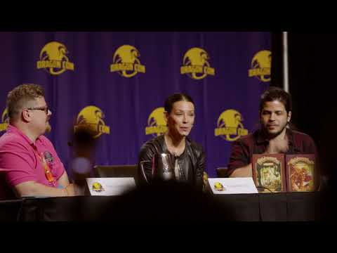 Evangeline Lilly Discusses the LOST Finale at Dragon Con