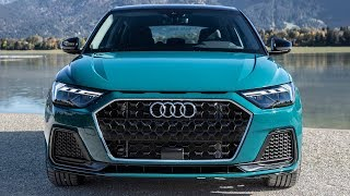 FINALLY! 2019 AUDI A1 - HUGE IMPROVEMENT - COOL KID IN CLASS - 30TFSI - In the details