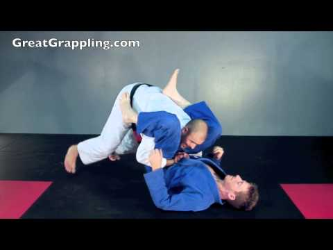 Closed Guard Pass Stacking Pass.mov Image 1