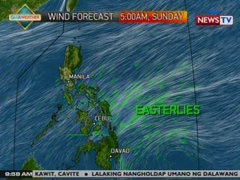 NTVL: Weather update as of 9:58 a.m. (Nov. 11, 2018)