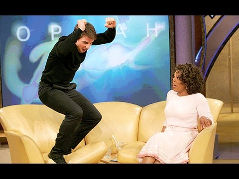 Top 10 Crazy Tom Cruise Moments