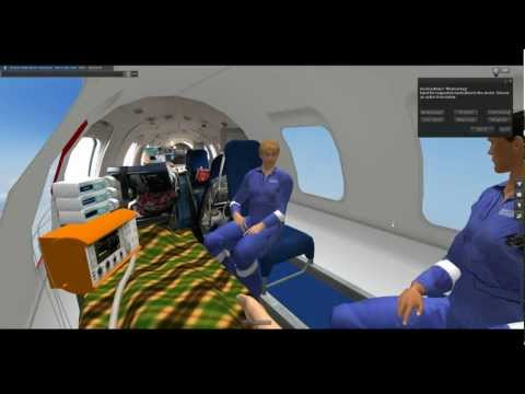 F/Xual Education Services - Aeromedical Transfer Simulation