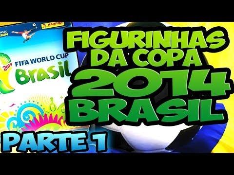 ALBUM FIGURINHAS DA COPA 2014 BRASIL - PARTE1 -  ALBUM COPA 2010 COMPLETO - CROCODILLOGAMES