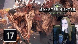 HUNT A RATHALOS   Monster Hunter World Gameplay Walkthrough Part 17