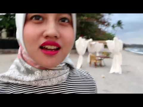 VLOG 'Honeymoon ke Senggigi - Lombok' at Katamaran Resort