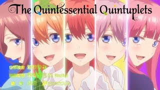 The Quintessential Quintuplets - Opening | Quintuplet Feelings