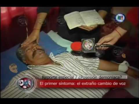 Extranormal Posesion Demoniaca Exorcismo 1ra parte