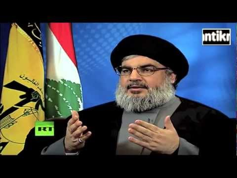 Julian Assange's The World Tomorrow: Hassan Nasrallah Teil2