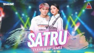 Download lagu Syahiba Saufa ft. James AP - Satru (  ANEKA SAFARI)