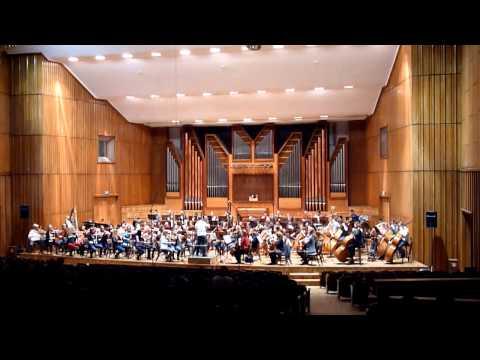 Shostakovich Symphony No. 5, 4th Movement - Orkiestra AM W Bydgoszczy