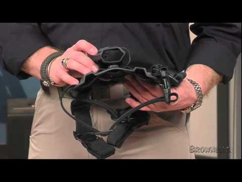 Brownells - Tactical Serpa Carbon Fiber Holster for Glock
