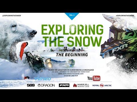 Exploring The Snow -The Beginning (FULL MOVIE)