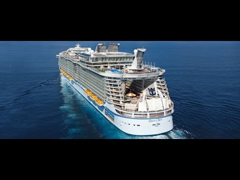 Royal Caribbean Cruise:  RCCL Oasis of the Seas tour and rev