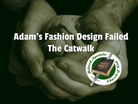 Adam's Fashion Design Failed The Catwalk | The Blood Series | November 21, 2018