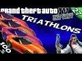 Lagu GTA IV TBoGT - ALL 3 Triathlons [100% Walkthrough]