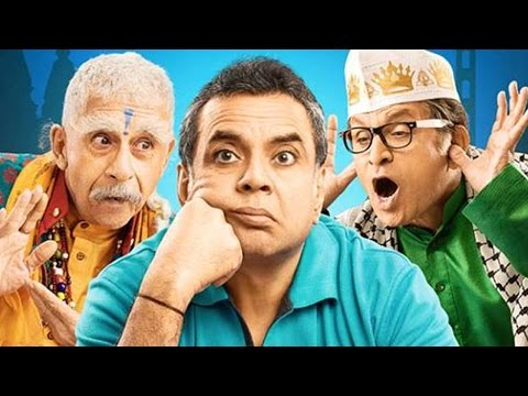 Dharam Sankat Mein Full Movie Review | Paresh Rawal, Annu Kapoor, Naseeruddin Shah