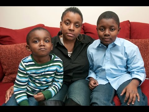 Mom Arrested By Cop She Called To Help With Her Young Sons video