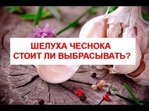 Шелуха чеснока  Стоит ли выбрасывать Уникальные целебные свойства шелухи чеснока, 16 рецептов лечени