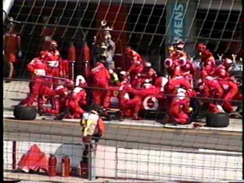 Formula 1 2002 United States Grand Prix at Indianapolis Motor Speedway