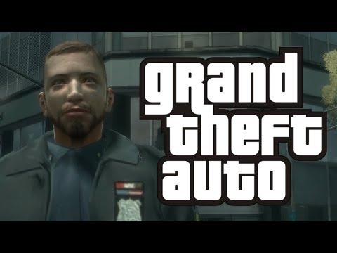 GTA 4: Police Mod! - [LCPDFR Mod] - (Funny Moments w/ Mods)