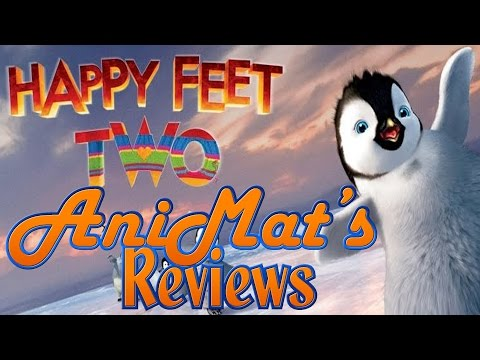 Happy Feet Two - AniMat's Reviews