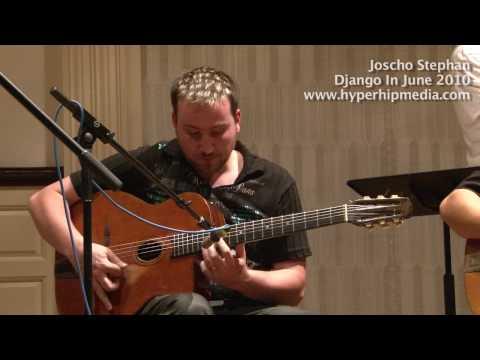Joscho Stephan and Friends Encore -- Minor Swing