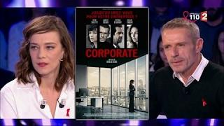 Céline Sallette et Lambert Wilson - On n'est pas couché replay   25 mars 2017 #ONPC