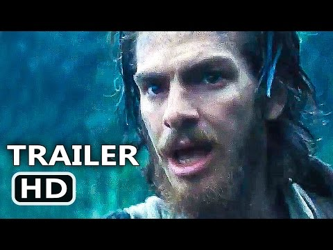 SILENCE Official Trailer (2016) Andrew Garfield, Martin Scorsese Drama Movie HD