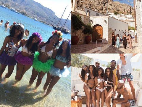 VLOG: Yacht Week Greece!