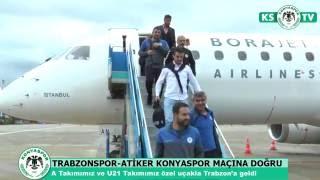 Trabzonspor Ma   I In A Tak M M Z Ve U21 Tak M M Z  Zel U Akla Trabzon 39 A Geldi