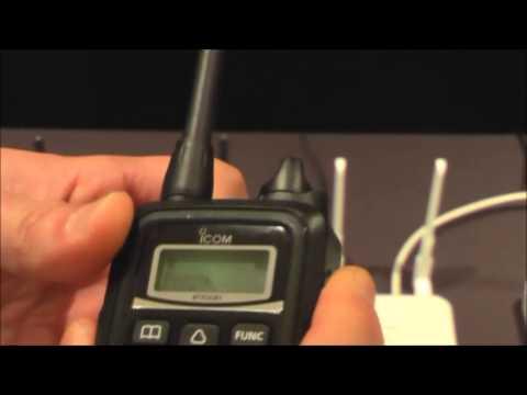 Introducción de la radio IP100H del sistema de radio avanzado por IP