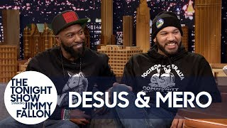 Download Lagu Desus & Mero Argue About the Filet-O-Fish and Mistake Jimmy for Jimmy Kimmel Gratis STAFABAND