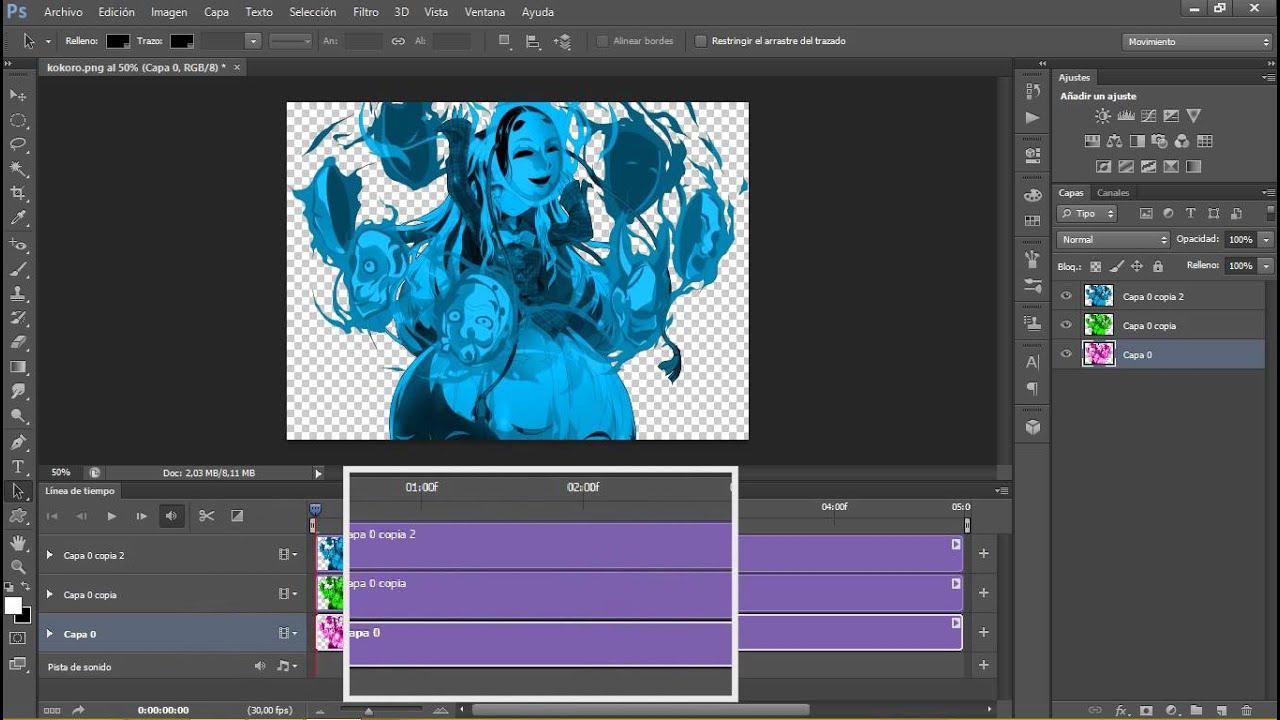 Como hacer una imagen 3D | Photoshop cs6