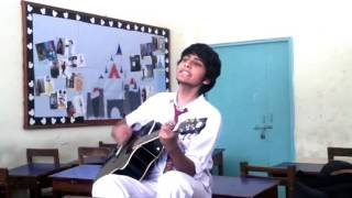 Ek Galti By Nishaan The Band's lead vocalist Harshit Arora... \m/
