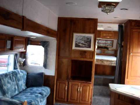 Layton 2775 5th Wheel Trailer Beautiful Inside Needs Nothing 11-2-11