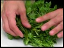 Cooking Tips : How to Pick Watercress