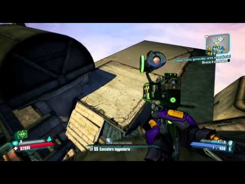Borderlands 2 | Easy max level 61 glitch