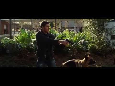 The Lucky One Gun Scene video