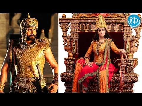 Rudrama Devi Movie First Look Stills - Anushka, Rana Daggubati