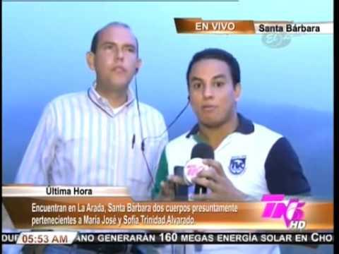 TVC TN5 Matutino - Miss Honduras Mundo 2014 y hermana, fueron encontradas asesinadas