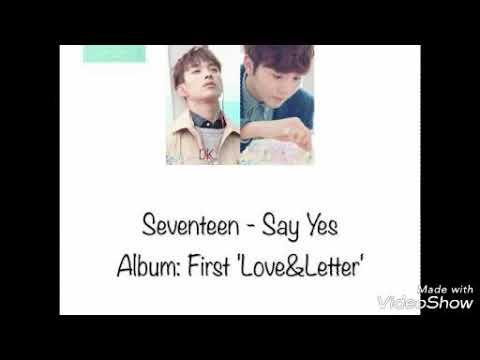 Say Yes - Seventeen Seungkwan and DK Ringtone