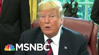 President Donald Trump Embraces 'Nationalist' Ahead Of Midterms | Morning Joe | MSNBC