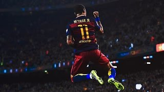 Neymar Jr ● The Prince ● Magic Skills & Goals 2016 HD
