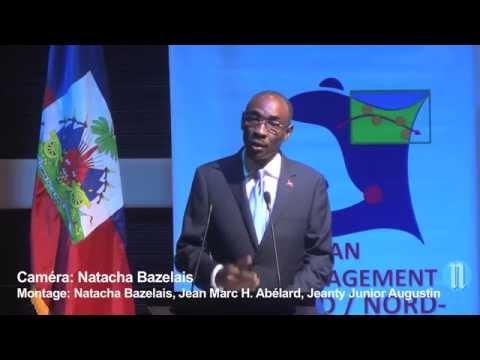 Evans Paul: Grands projets et gouvernance de la région Nord et Nord-est