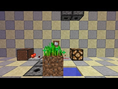 Minecraft Review 13w04a [Polvo de hueso]