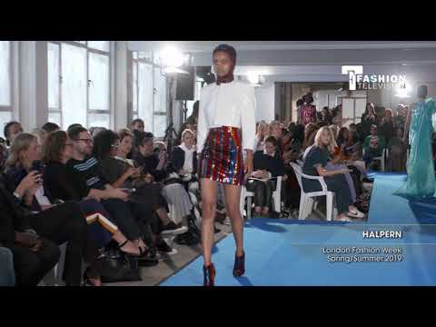 HALPERN London Fashion Week Spring/Summer 2019
