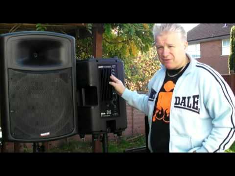 Mobile DJ: SPEAKERS