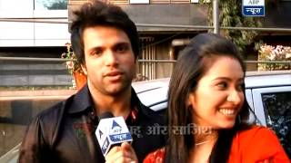 Arjun and Purvi in Australia