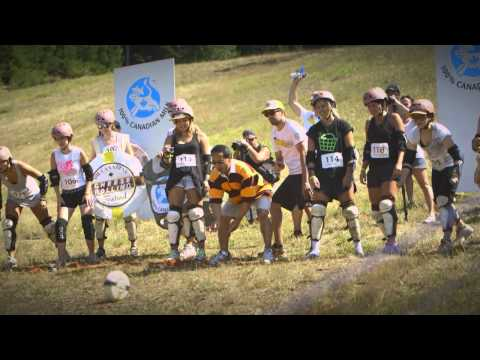 2012 Canadian Cheese Rolling Festival